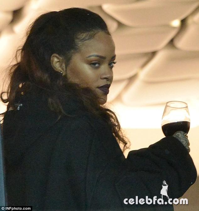 Kendall Jenner and Gigi Hadid -Rihanna (9)