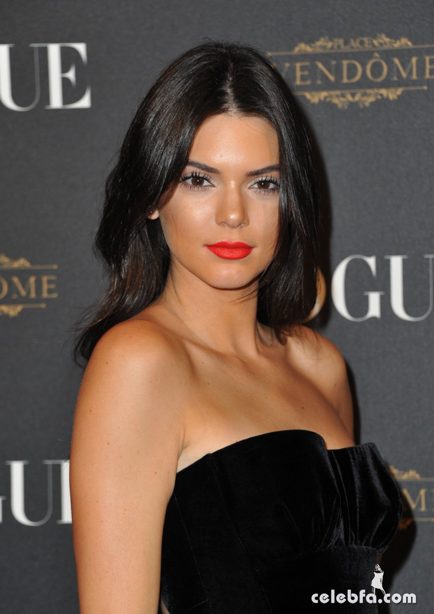 Kendall Jenner - Vogue 95th Anniversary Party (1)