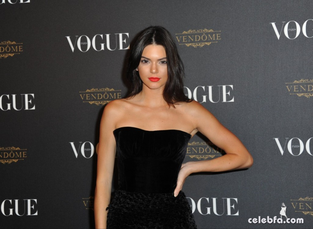 Kendall Jenner - Vogue 95th Anniversary Party (4)