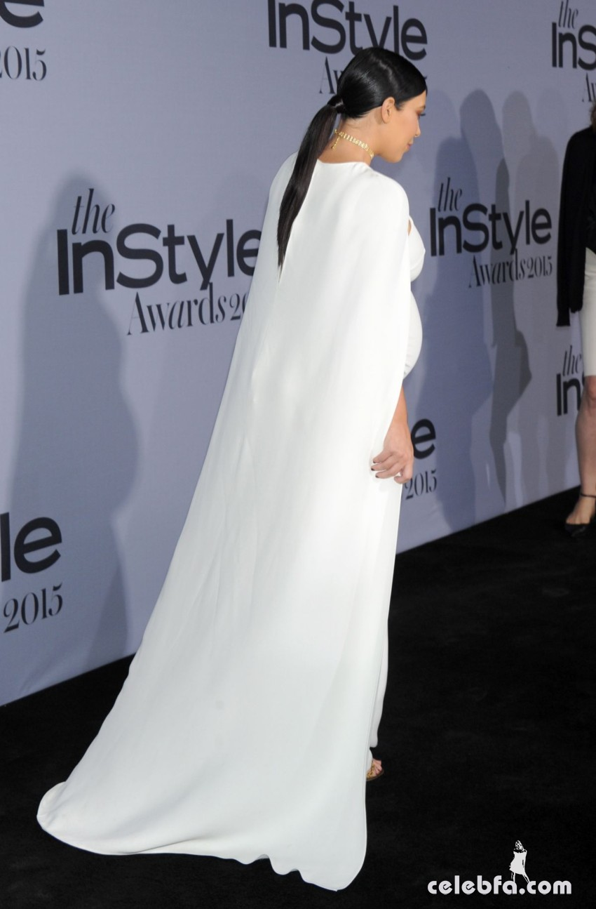 pregnant-kim-kardashian-at-instyle-awards-2015 (7)