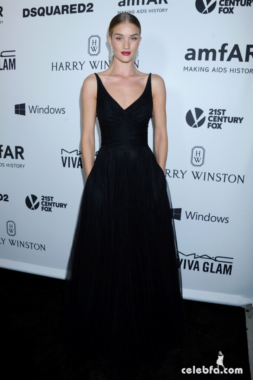 rosie-huntington-whiteley-at-amfar-s-inspiration-gala (4)