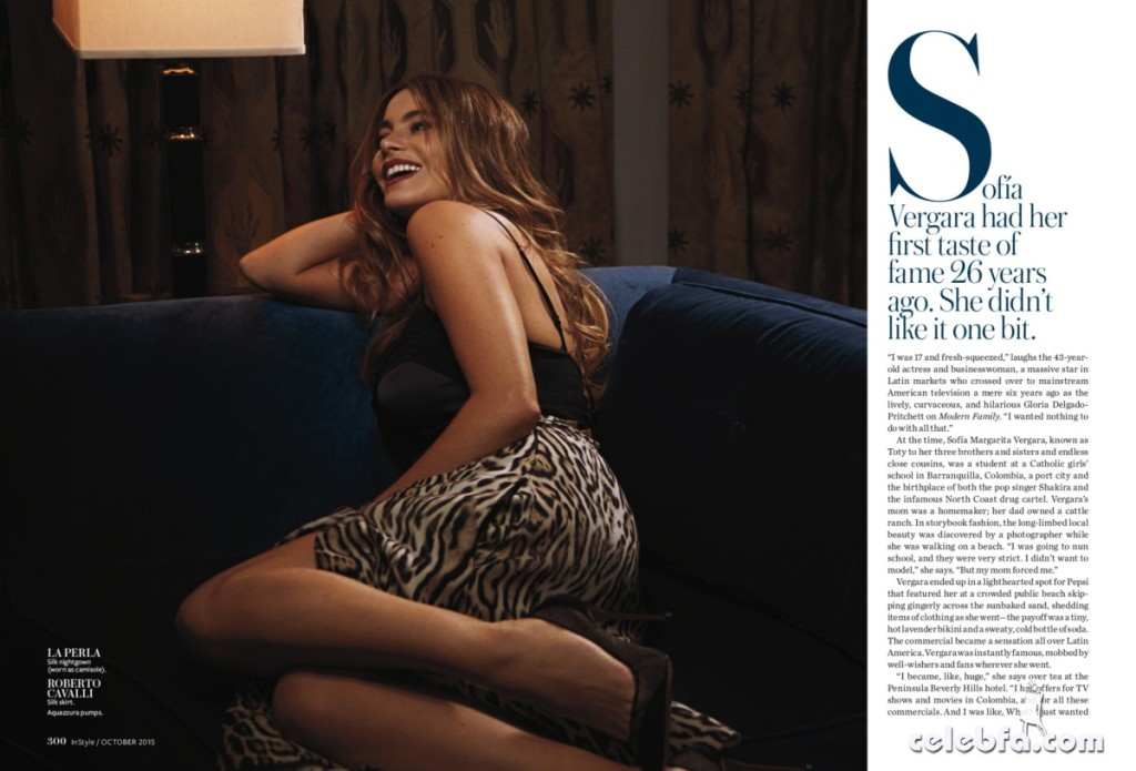 InStyle USA - October 2015