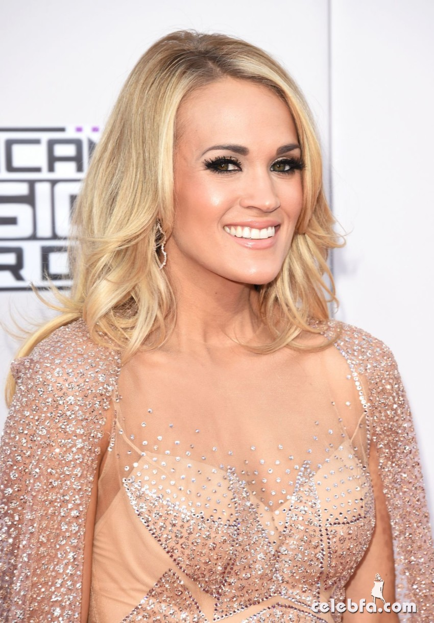 carrie-underwood-at-2015-american-music-awards-in-los-angeles (2)