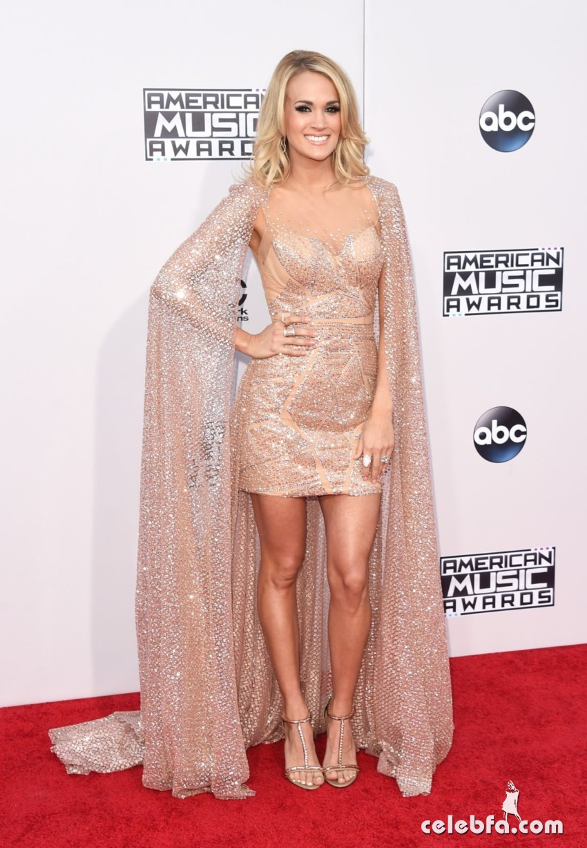 carrie-underwood-at-2015-american-music-awards-in-los-angeles (3)