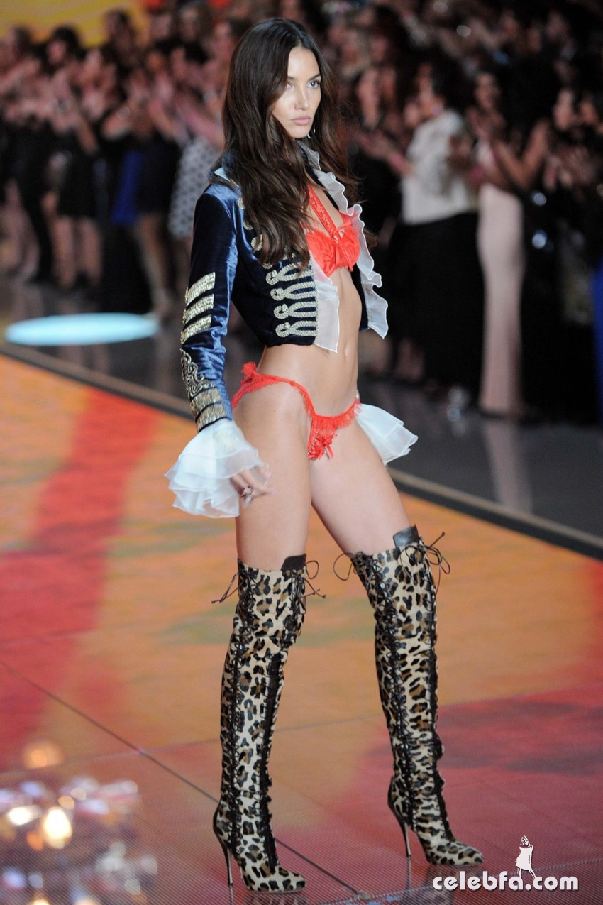 lily-aldridge-at-victoria-s-secret-2015-fashion-show (2)