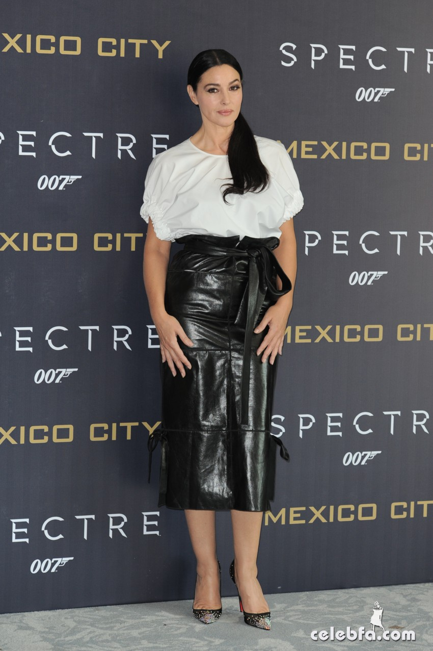 James Bond 'Spectre' Film Photocall in Mexico City