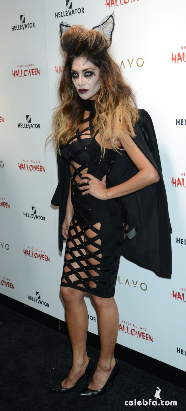 nicole-scherzinger-at-heidi-klum-halloween-party-in-new-york (6)