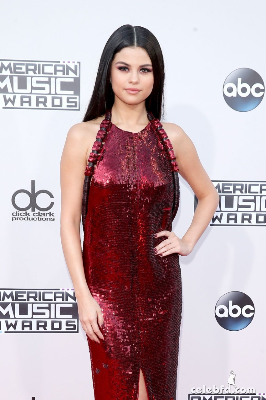 selena-gomez-at-2015-american-music-awards-in-los-angeles (4)