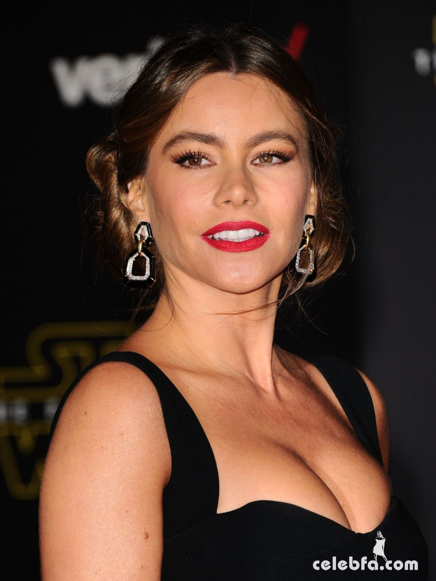 sofia-vergara-at-star-wars-episode-vii-the-force-awakens-premiere-in-hollywood (3)