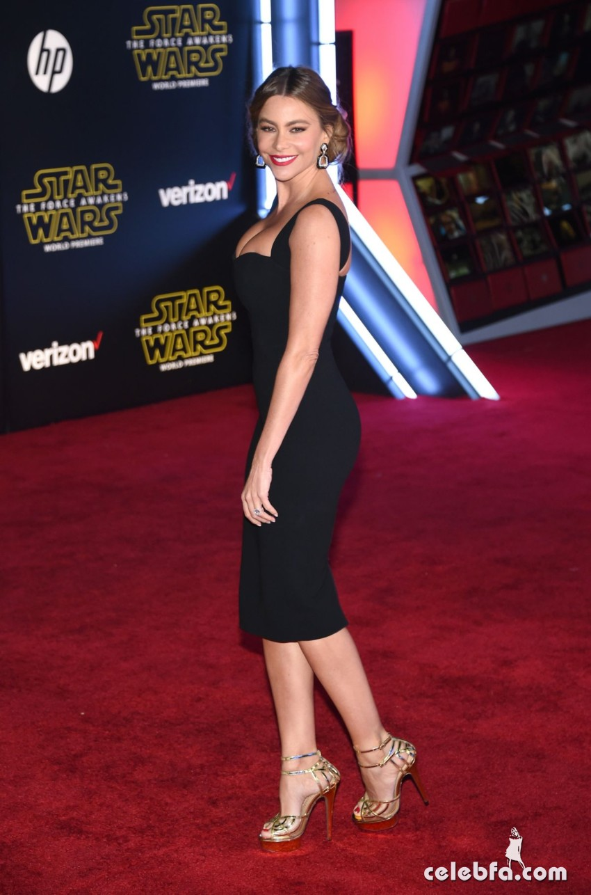 sofia-vergara-at-star-wars-episode-vii-the-force-awakens-premiere-in-hollywood (7)