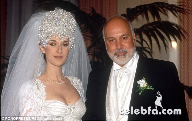 Celine Dion's husband and manager René Angélil died (5)