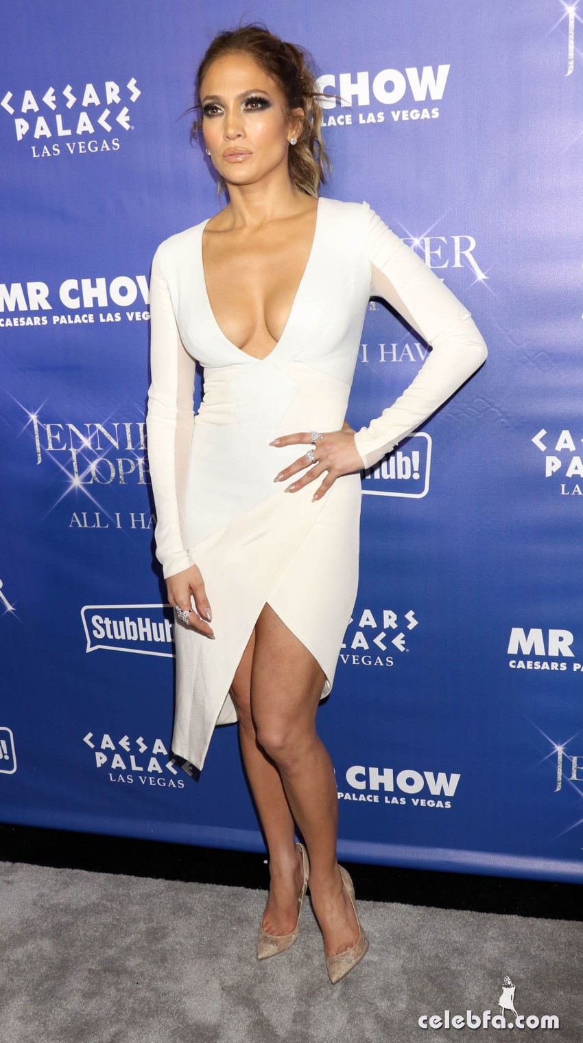 'JENNIFER LOPEZ: ALL I HAVE' After Party and Grand Opening of Mr. Chow inside Caesars Palace in Las Vegas Featuring: Jennifer Lopez Where: Las Vegas, Nevada, United States When: 20 Jan 2016 Credit: DJDM/WENN.com