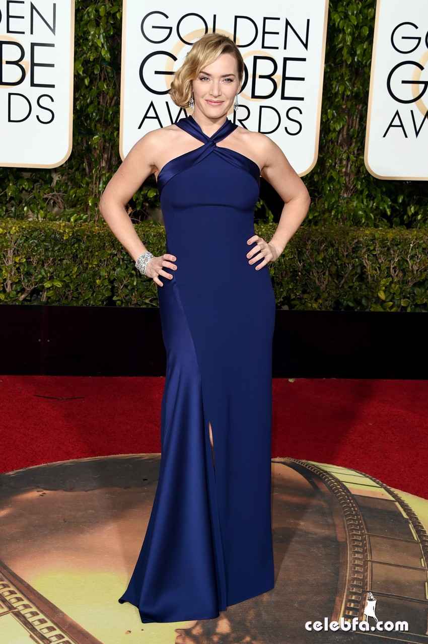 Kate Winslet - 73rd Annual Golden Globe Awards  (1)