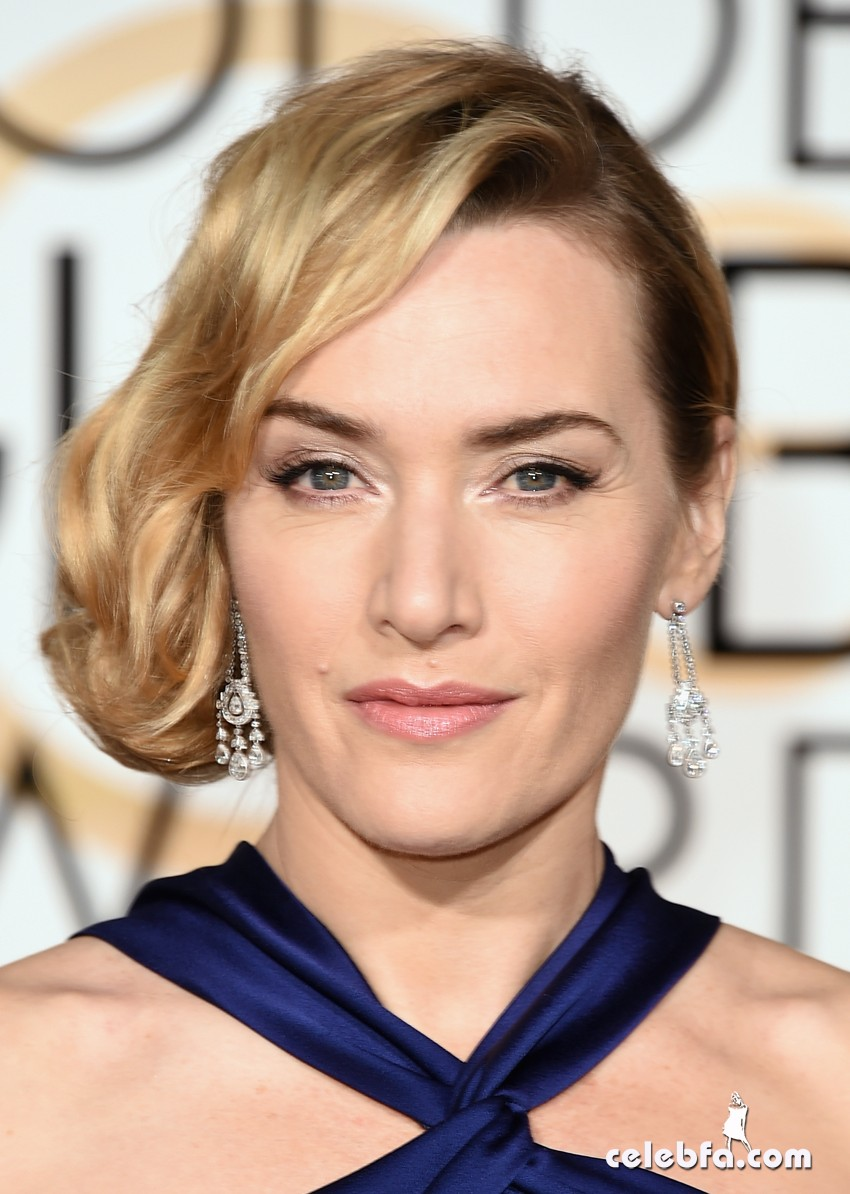 Kate Winslet - 73rd Annual Golden Globe Awards  (6)