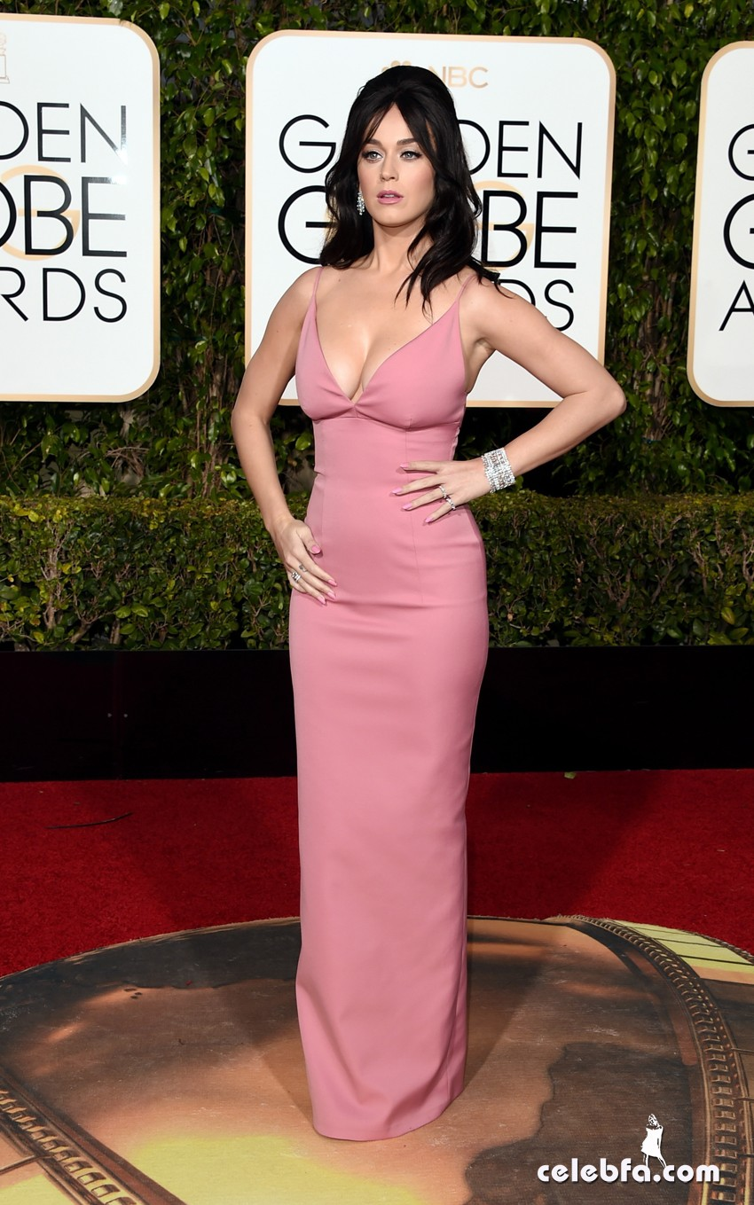 Katy Perry - 73rd Annual Golden Globe Awards (5)