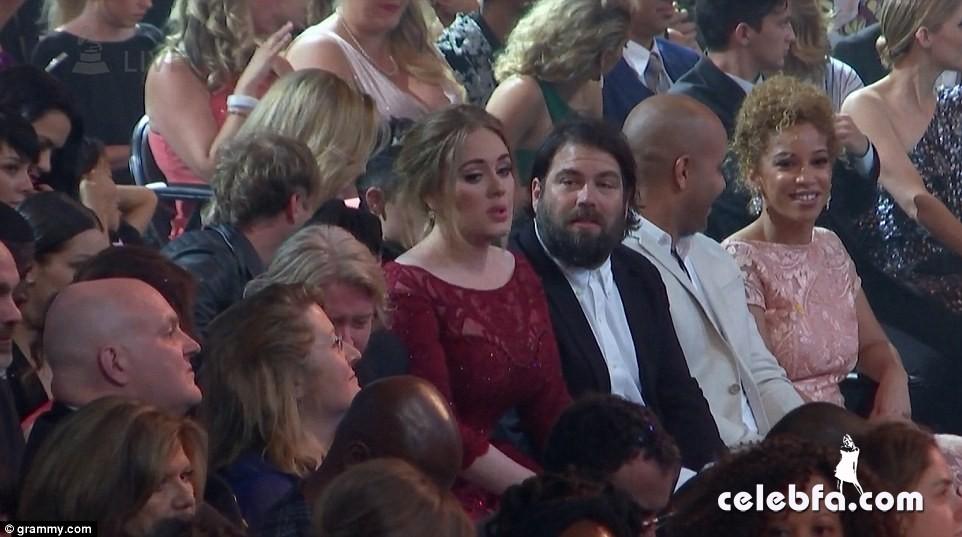 Grammy Awards 2016 (13)