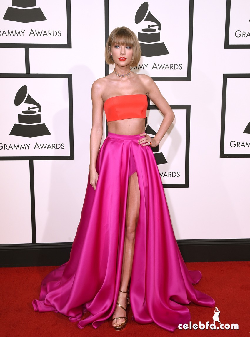 Taylor Swift - The 58th Annual GRAMMY Awards (1)