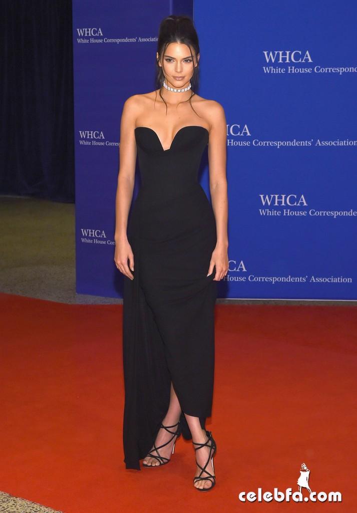 Kendall_Jenner_White_House_Correspondents (10)