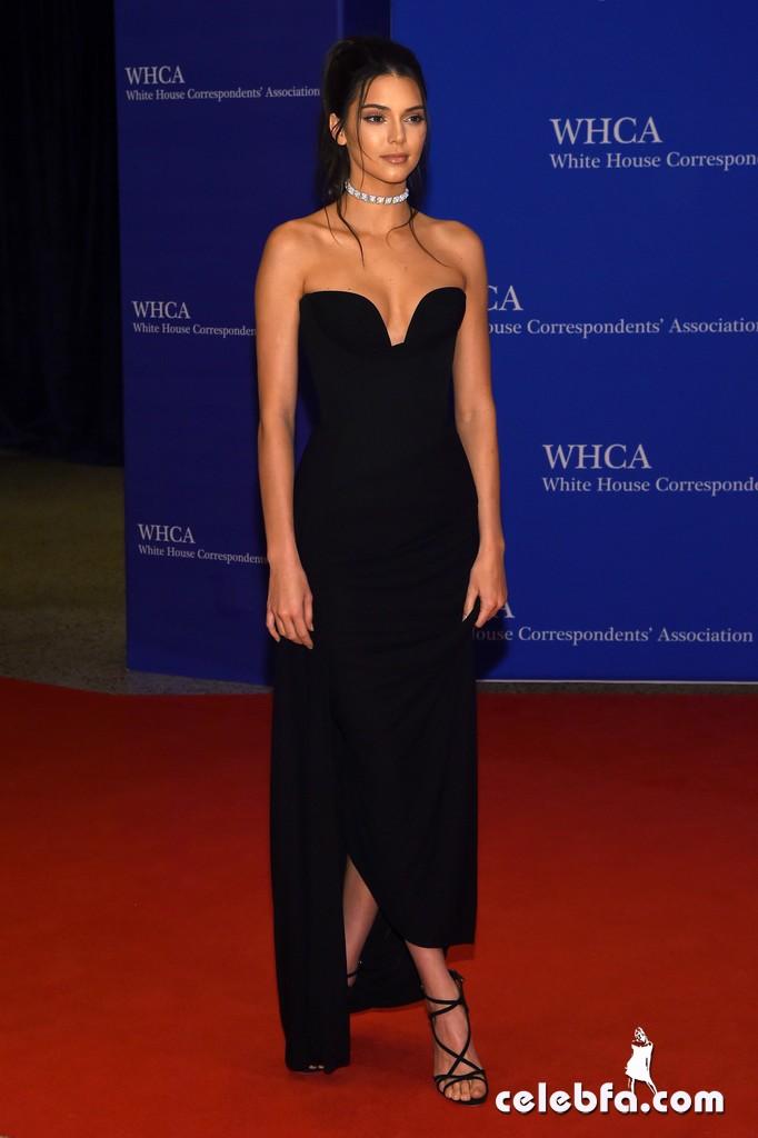 Kendall_Jenner_White_House_Correspondents (11)