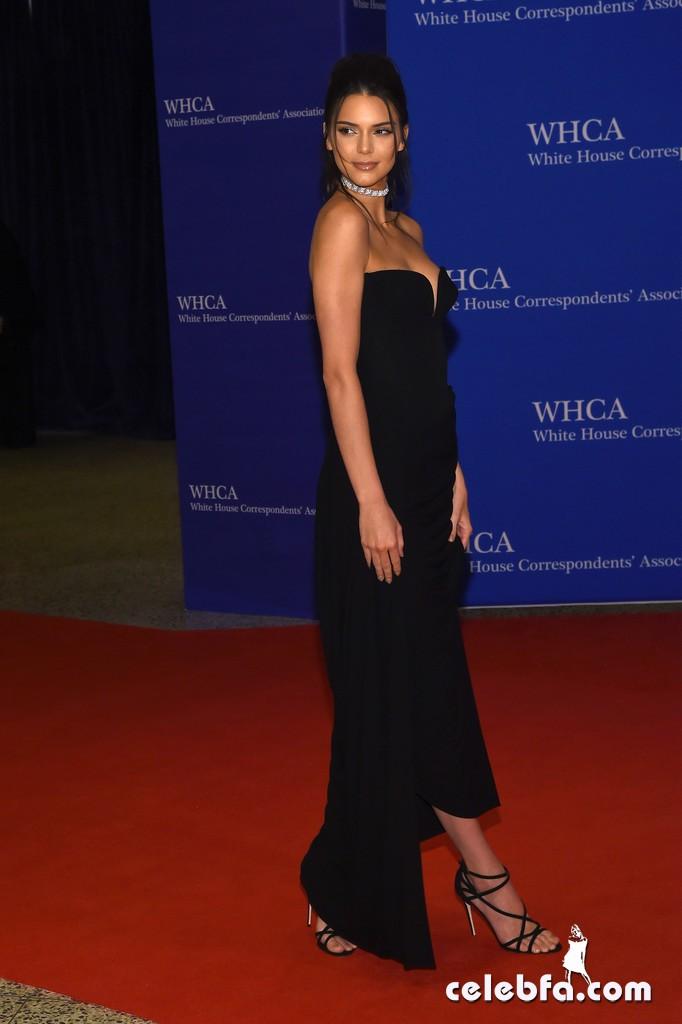 Kendall_Jenner_White_House_Correspondents (12)
