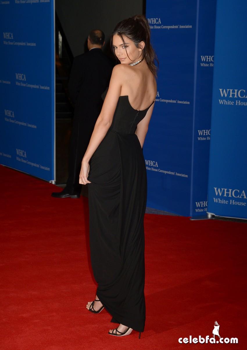 Kendall_Jenner_White_House_Correspondents (5)