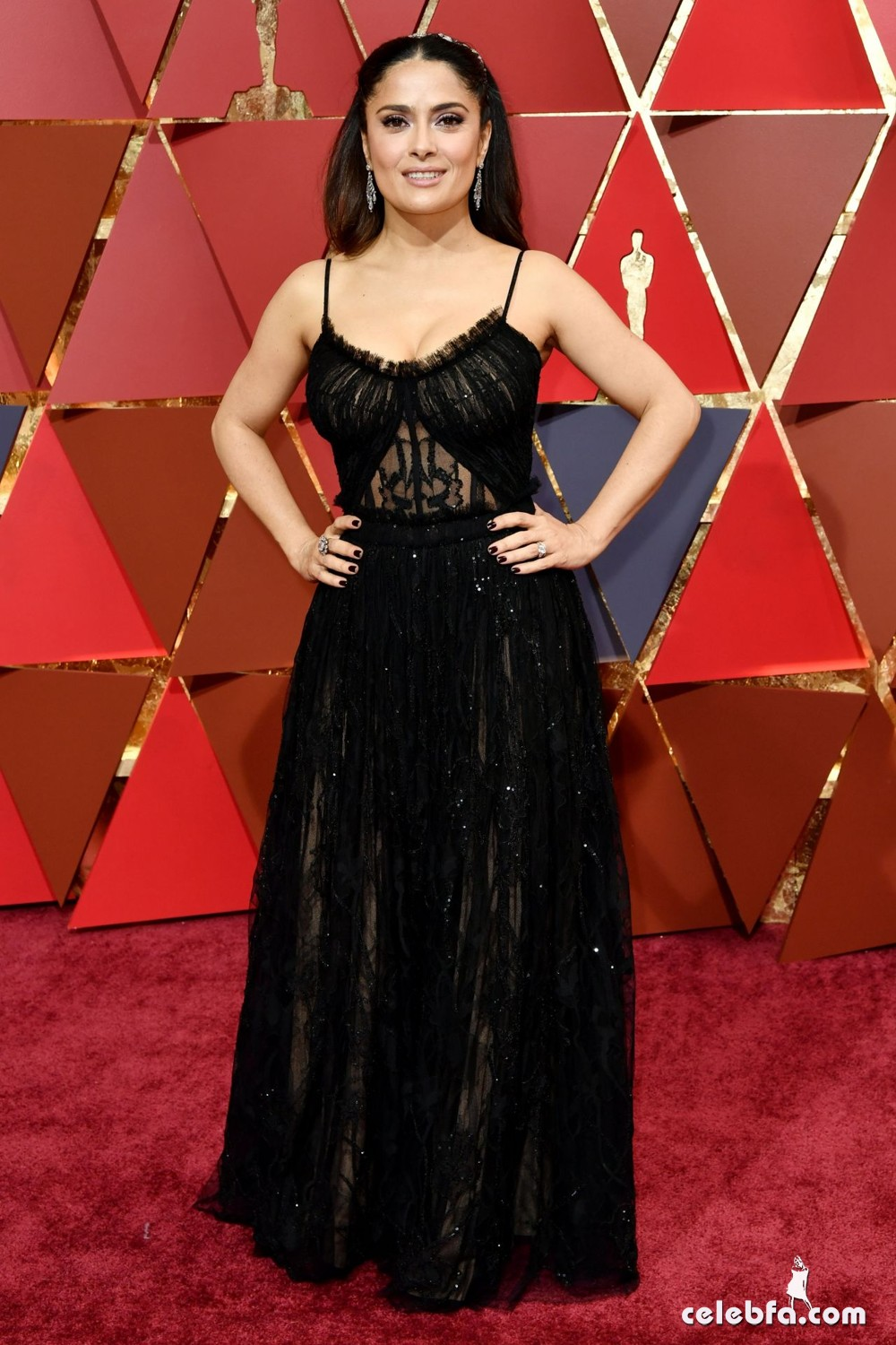 salma-hayek-oscars-2017-red-carpet-1