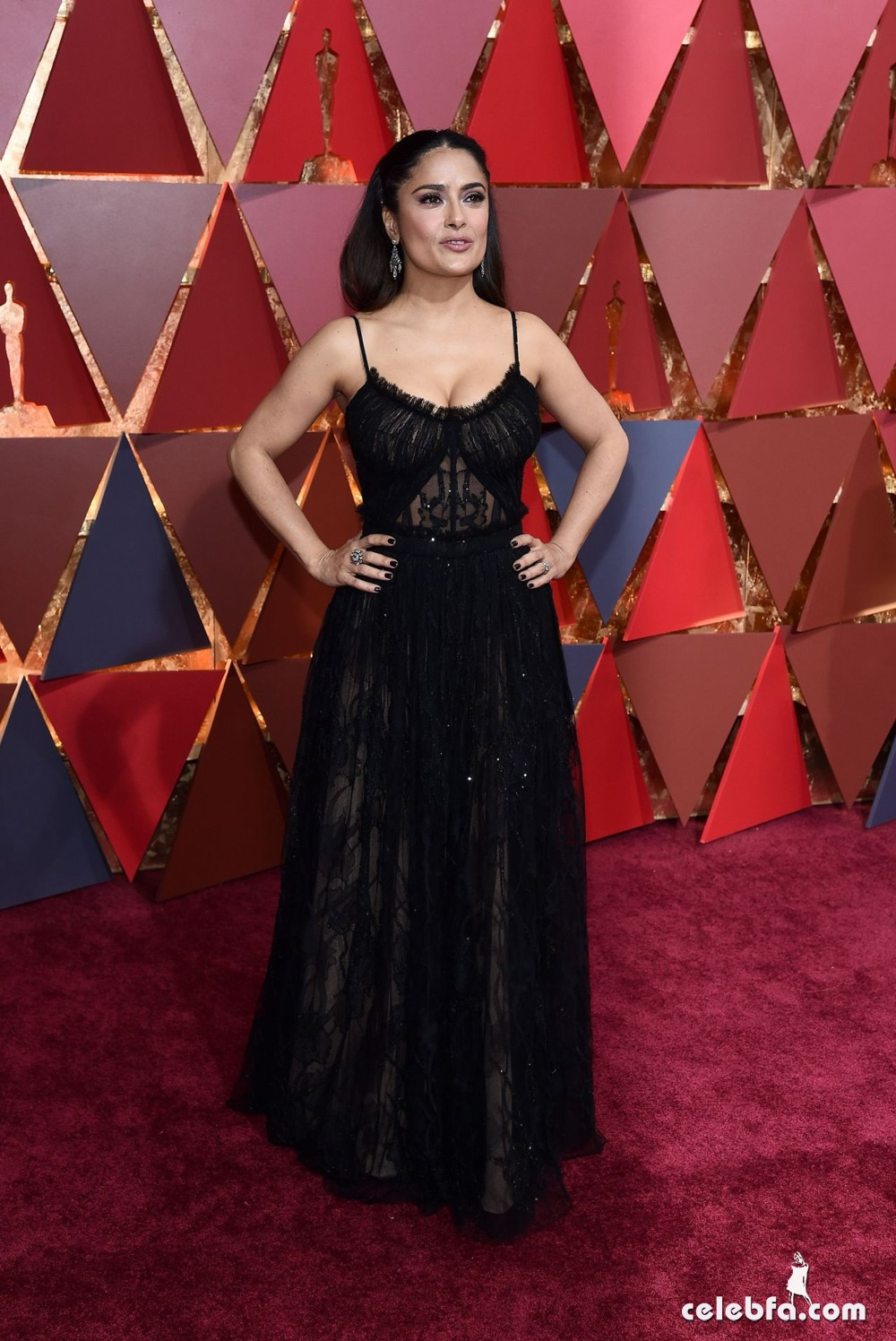 salma-hayek-oscars-2017-red-carpet-3