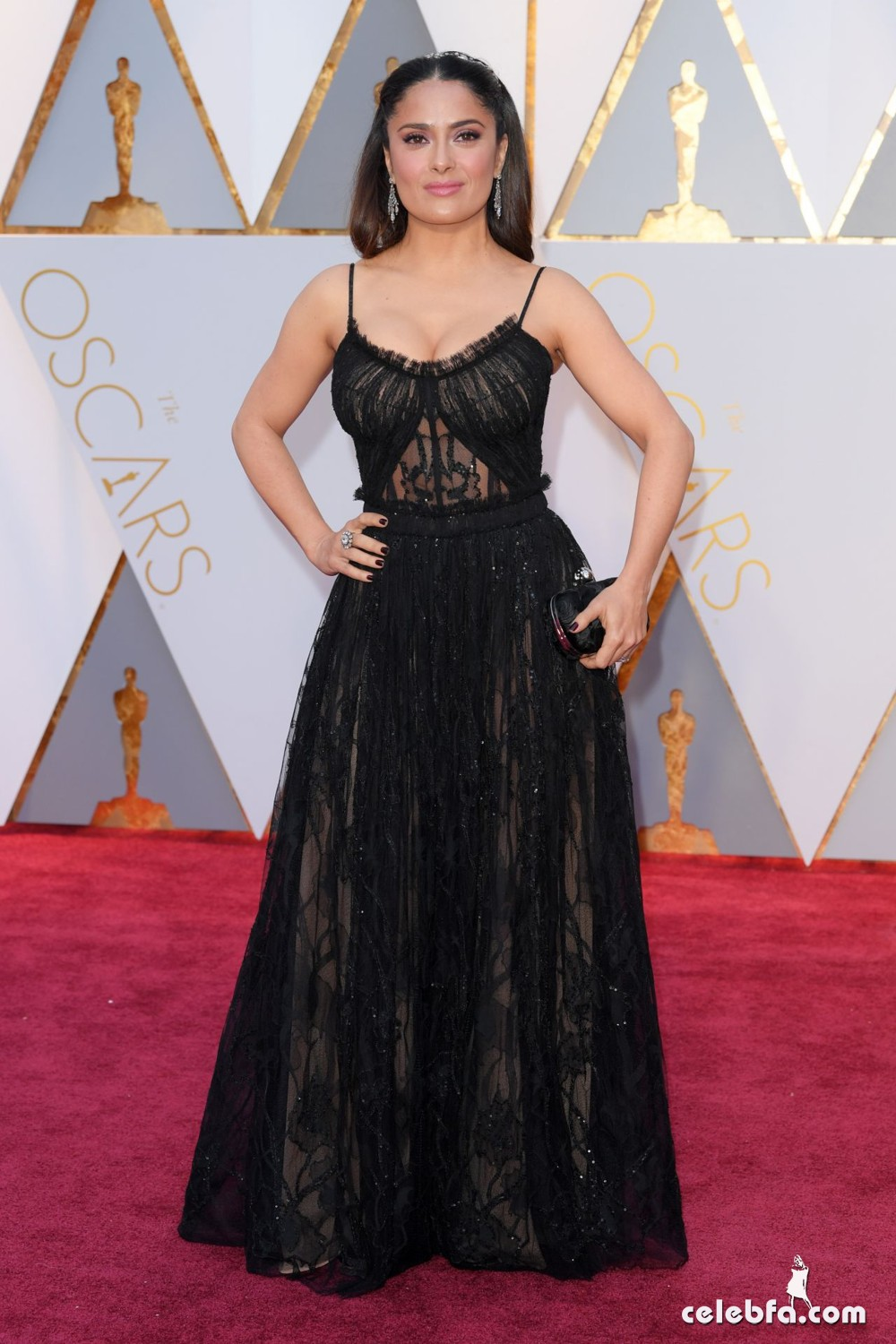 salma-hayek-oscars-2017-red-carpet-8